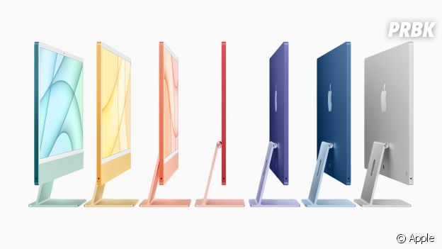 Nouvel iMac (Keynote du 20 avril 2021) : caractéristiques, prix et date de sortie