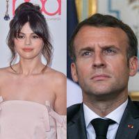 Selena Gomez interpelle Emmanuel Macron sur les vaccins : il lui répond