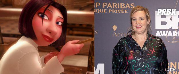 Ratatouille : Colette est inspirée d'Hélène Darroze