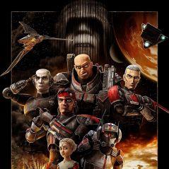 Star Wars : The Bad Batch, Obi-Wan Kenobi, Ahsoka... les séries au programme sur Disney+