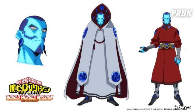 My Hero Academia: World Heroes' Mission : Kazuya Nakai de One Piece va jouer Flect, le méchant du film