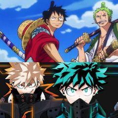 One Piece et My Hero Academia : un crossover très spécial à venir sur nos écrans cet été