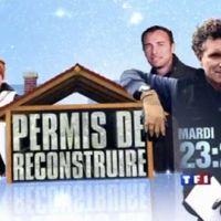 Permis de reconstruire ça commence sur TF1 ce soir ... bande annonce