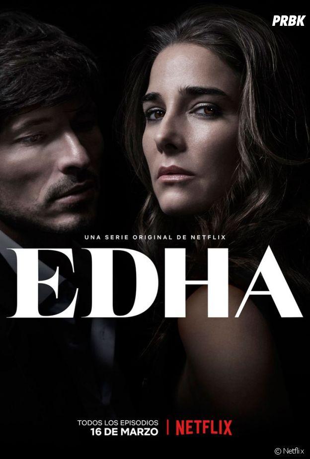 Andrés Velencoso a aussi joué dans la série Edha sur Netflix