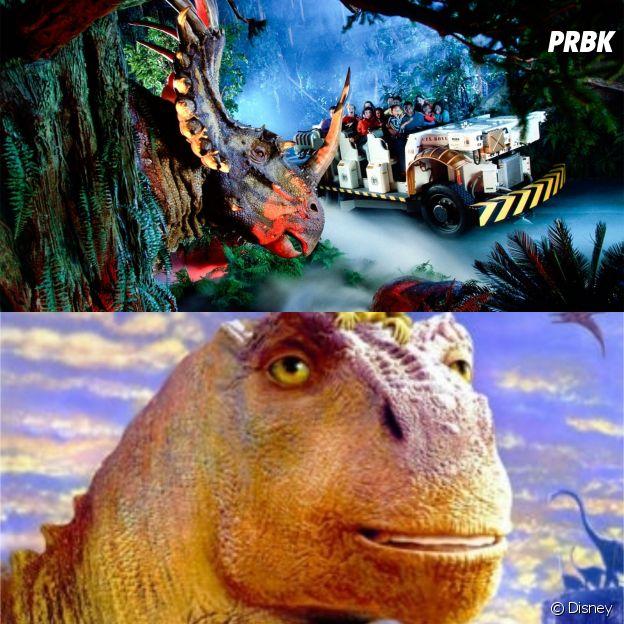 Disney World et Disneyland Paris : 5 attractions des parcs Disney qui sont devenues des films