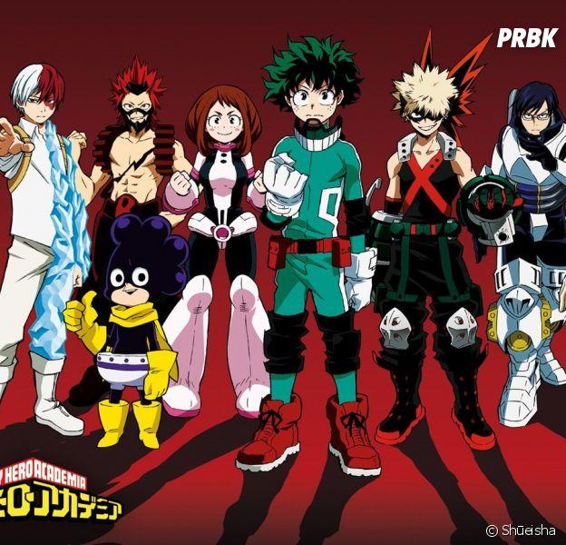My Hero Academia en live-action : sélection des plus beaux cosplay adaptés du manga