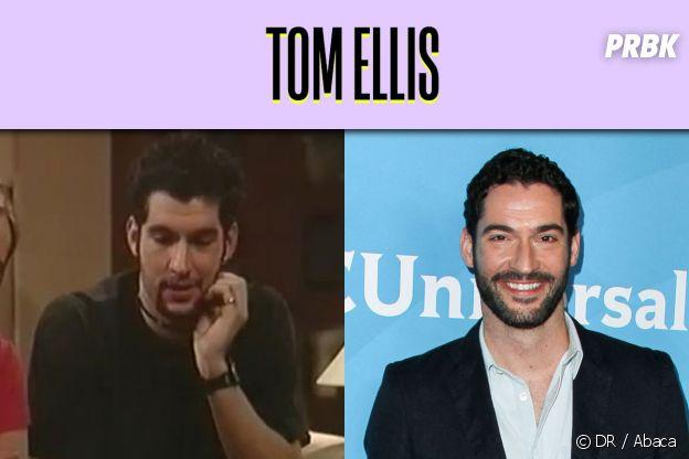 Tom Ellis dans son premier rôle VS aujourd'hui