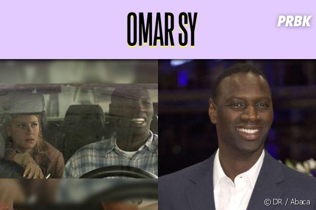 Omar Sy dans son premier rôle VS aujourd'hui