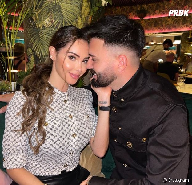 Nabilla Benattia et Thomas Vergara auraient été cambriolés pendant leur mariage à Chantilly le 6 juillet 2021