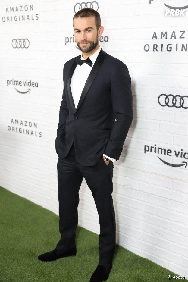 Chace Crawford à l'avant-première de The Boys en 2019