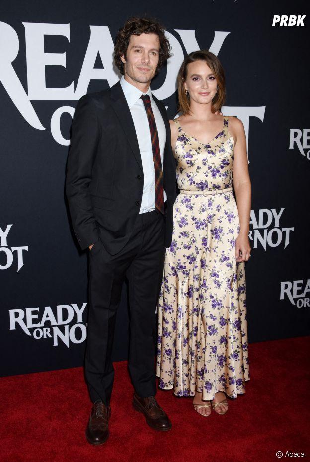 Leighton Meester et Adam Brody sont mariés