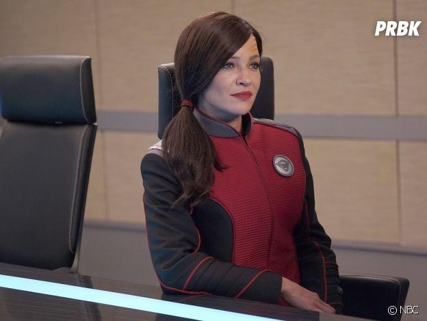 Jessica Szohr dans The Orville
