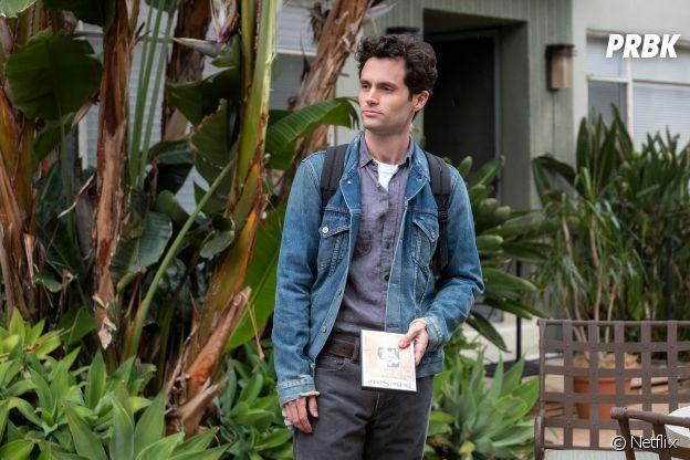 Penn Badgley dans la saison 2 de You, dispo sur Netflix