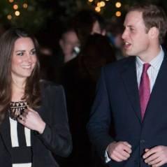 Prince William et Kate Middleton ... Ils veulent garder leur intimité