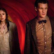 Docteur Who ... une actrice de la série porte des tenus trop sexy