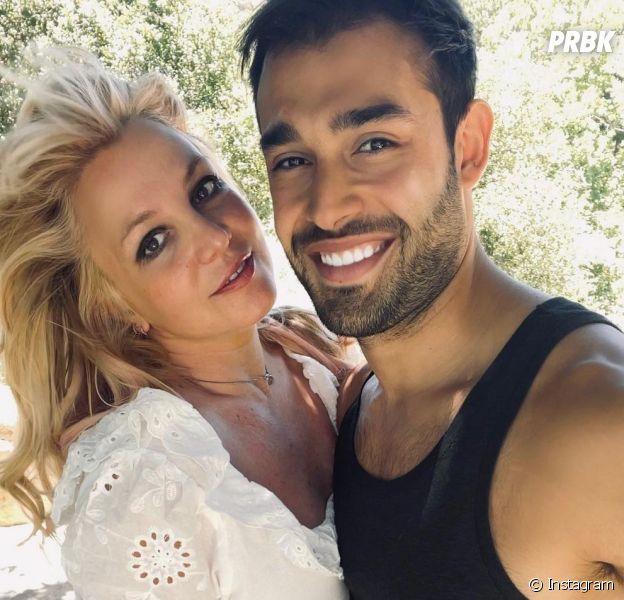 Britney Spears et Sam Asghari sont fiancés
