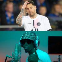 Lionel Messi valide MHD : le joueur du PSG fan de son freestyle avec Bizarrap
