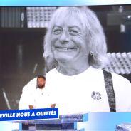 Mort de René Malleville : Cyril Hanouna et l'équipe de TPMP lui rendent un émouvant hommage