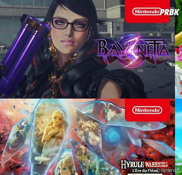 Bayonetta 3, Mario Party Superstars, Animal Crossing... toutes les annonces jeux vidéo de Nintendo Direct
