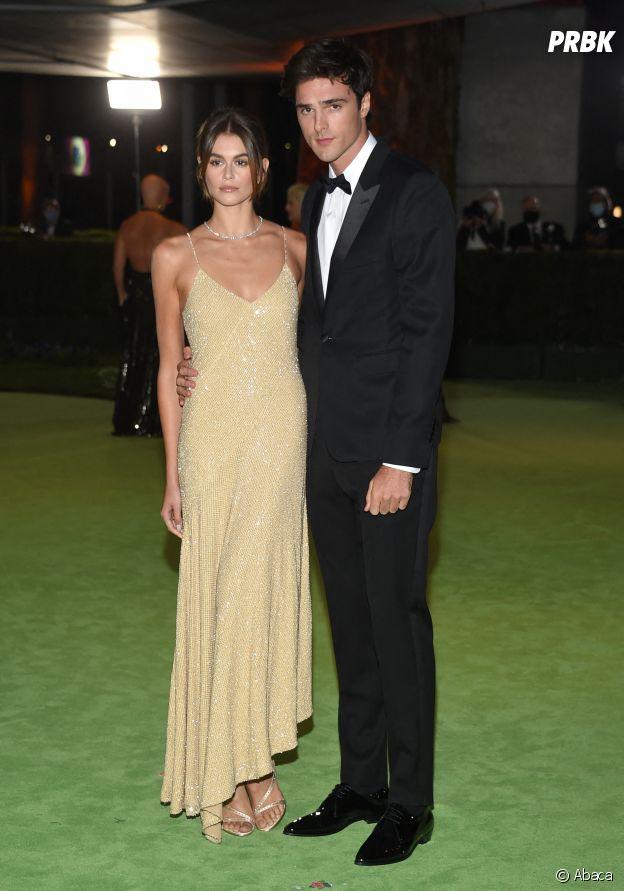Jacob Elordi et Kaia Gerber en couple : leur première apparition publique le 25 septembre 2021