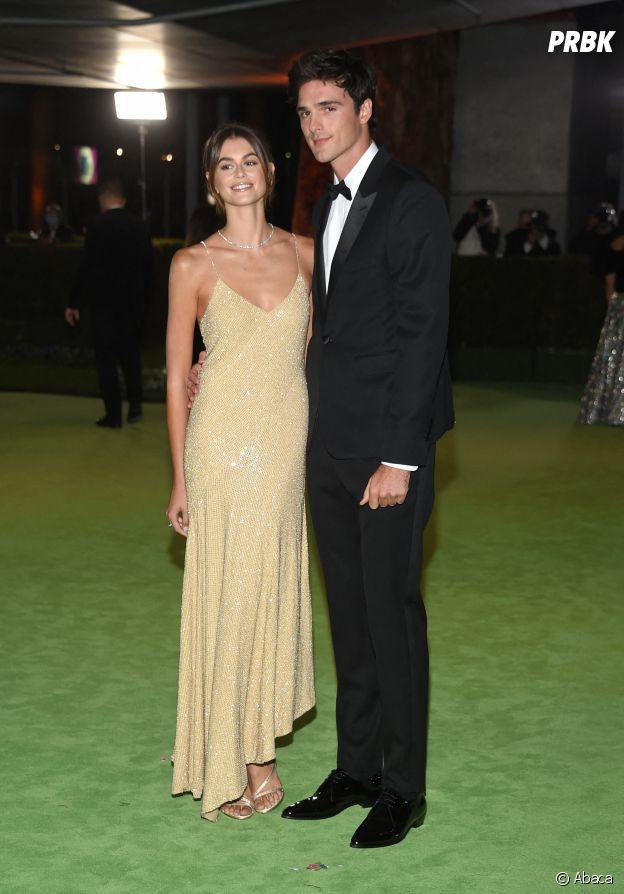 Jacob Elordi et Kaia Gerber en couple : leur première apparition publique le red carpet d'un gala