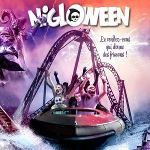 Halloween à Nigloland : déco folle, frissons et nouvelle attraction, ne loupez pas Nigloween !