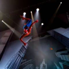 Bono ... Il a enfin vu Spider-Man : Turn Off The Dark