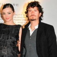Miranda Kerr et Orlando Bloom ... on connait le poids de leur bébé ... mais toujours pas le prénom