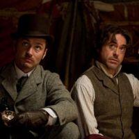 Sherlock Holmes 2 ... la nouvelle photo du tournage prise en France