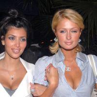 Kim Kardashian et Paris Hilton ... elles ont bien fait la fête après les Golden Globes