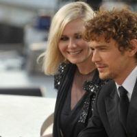 James Franco ... Kirsten Dunst lui a sauvé la vie