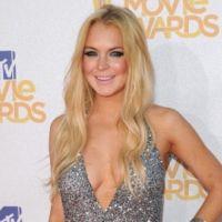Lindsay Lohan ... elle s'accroche pour rester sobre