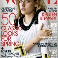 Kristen Stewart ... Découvrez son shooting en blonde pour Vogue (vidéo)