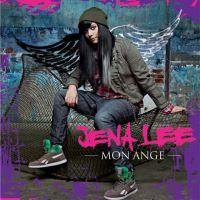 Jena Lee dévoile la pochette de son nouveau single ... Mon Ange