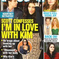 Kim Kardashian ... Son beau-frère est amoureux d'elle