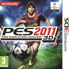 PES 2011 3D ... Coup d'envoi le 25 mars 2011