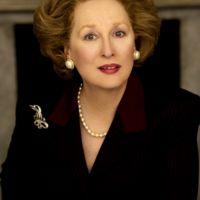 Meryl Streep ... sa première photo en Margaret Thatcher