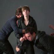 Justin Bieber ... Never Say Never ... La nouvelle version du clip, tirée du film