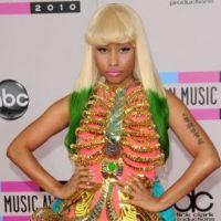 Nicki Minaj ... Elle a peur d'aller en enfer