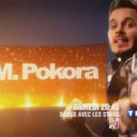 Danse avec les stars sur TF1 demain ... M.Pokora fait sa bande annonce