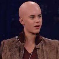 Justin Bieber ... VIDEO ... Il s'est fait raser le crâne