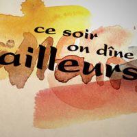 ''Ce soir on dine ailleurs'' ... VIDEO ... le 1er épisode avec William Ledeuil est là