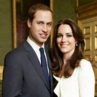 Prince William et Kate Middleton ... Leur mariage approche