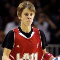 Justin Bieber ... Le patron d'une équipe de NBA veut l'engager