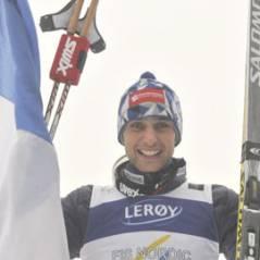 Jason Lamy Chappuis ... le français Champion du Monde de combiné nordique