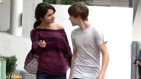 Rencontre De Justin Bieber Et Selena Gomez