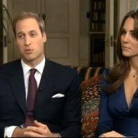 Kate Middleton et Prince William ... Le site internet de leur mariage