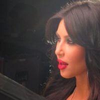 Kim Kardashian ... Les première images du clip de Jam (photos)