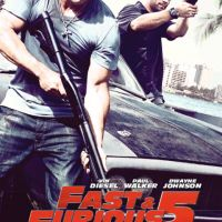 Fast and Furious 5 ... l'affiche française