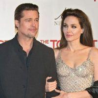 Brad Pitt et Angelina Jolie ... Leurs enfants ont des problèmes à l'école